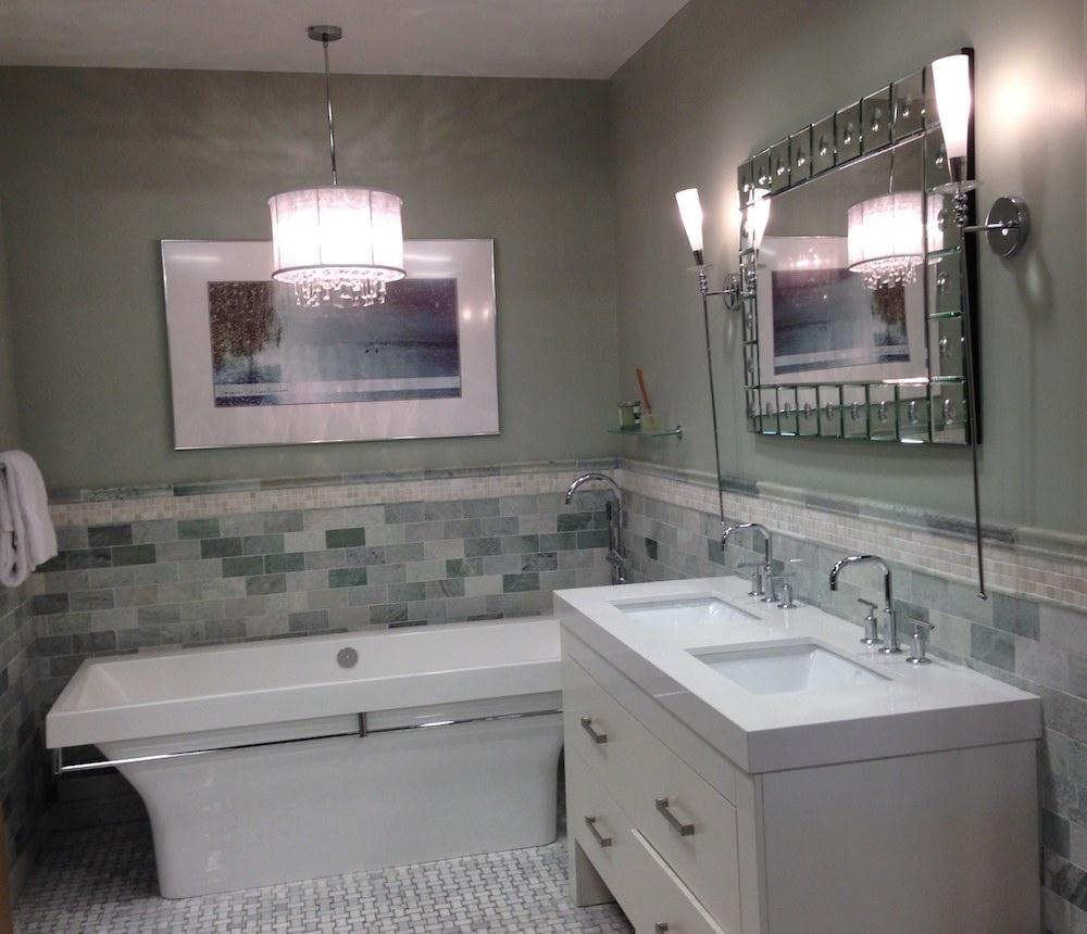 Bathroom Remodeling Straight Line Home Improvement - 2 day bathroom remodel